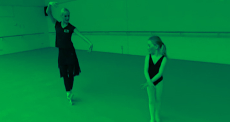 Sport ballet