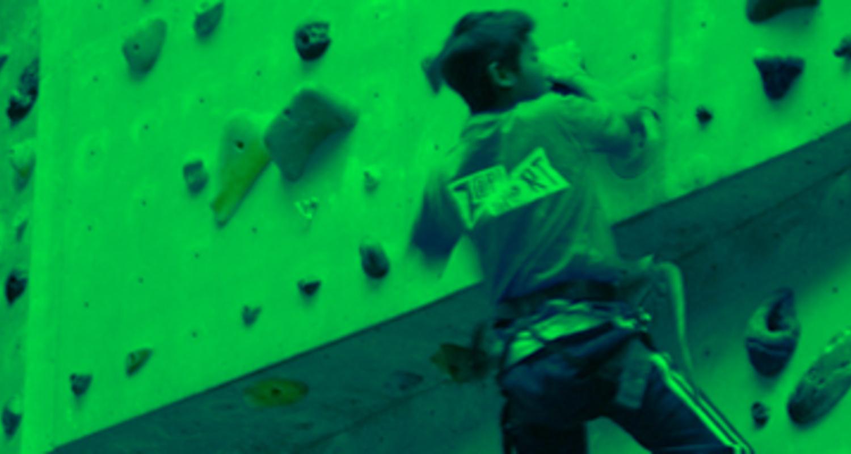Sport boulderen
