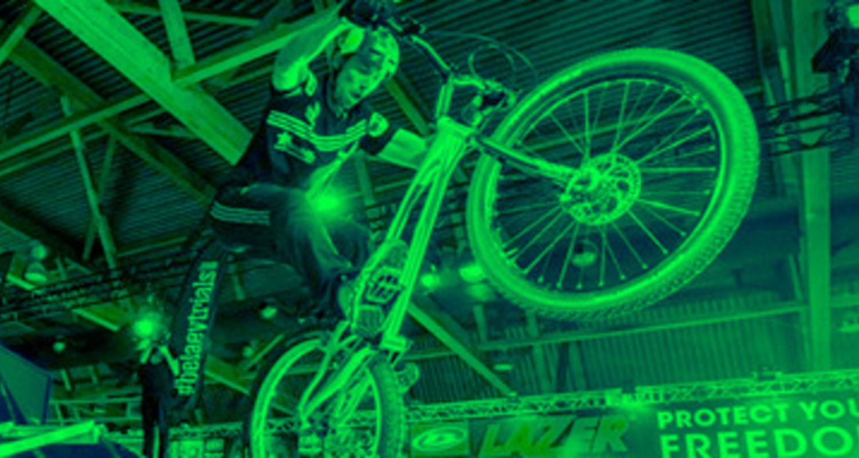 Sport trialbiken