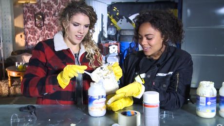 Maak je eigen mayonaisekluis!