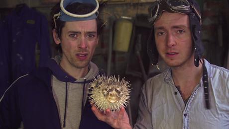 Proefkeuken Weetjes: De prikkelbare kogelvis