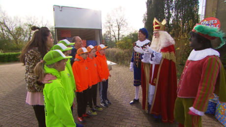 Sinterklaas Battle