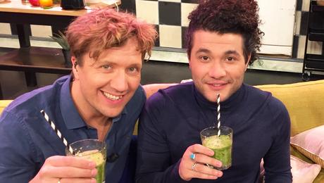 Alkan's groene smoothie