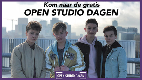 Kom naar de Open Studio Dagen!