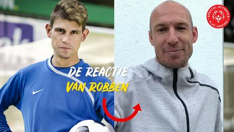 Challenge voor Arjen Robben