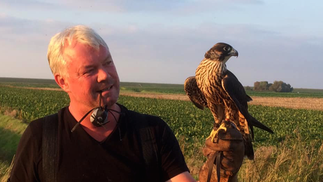 Vogeltrainer Ruben