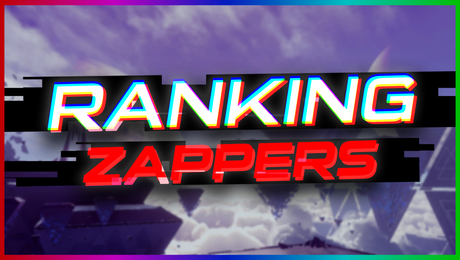 Ranking Zappers VR-Game