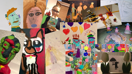 Kunst door kinderen