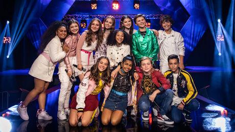 Schrijf je in voor het Junior Songfestival 2020