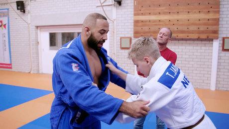Judo, Roy Meyer