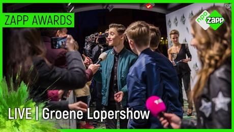 Bekijk LIVE de Groene Lopershow op YouTube!