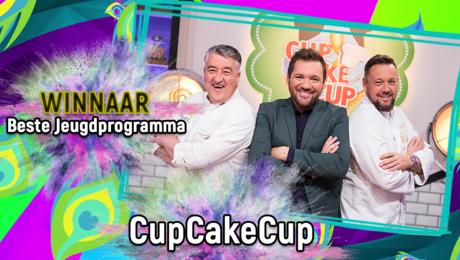 CupCakeCup is Beste Jeugdprogramma!