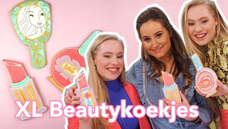 XL Beauty Koekjes met Mylène en Rosanne