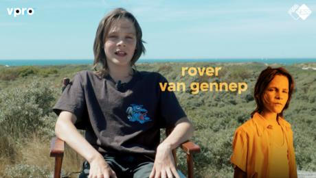 Rover van Gennep over zijn rol als leider Raffie