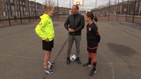 Freestyle voetbal, Laura Dekker