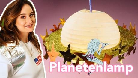 Planetenlamp