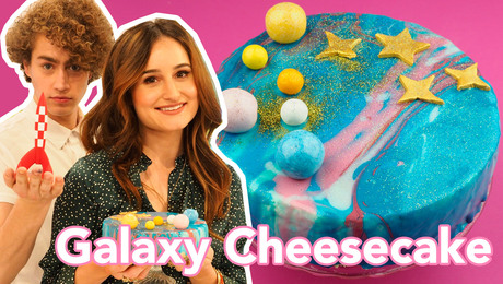 Galaxy Cheesecake met Julian (Brugklas Film)