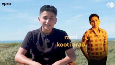 Rami Kooti Arab over zijn rol als Wahid!