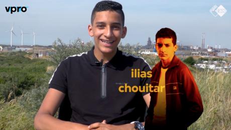 Ilias Chouitar over zijn rol als Boaz!