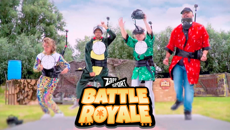 Battle Royale: aflevering 1