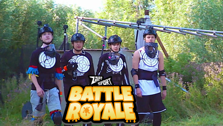 Battle Royale: aflevering 2