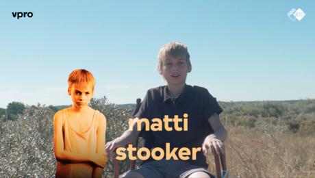 Matti Stooker over zijn rol als Tomek