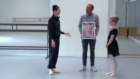 Balletspecial met Nancy Burer