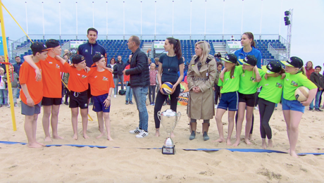 Battle Beachvolleybal