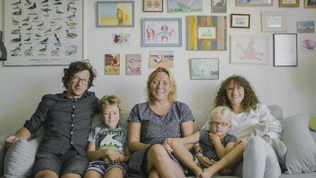Deze zondag: Mijn gelukkige ingewikkelde familie
