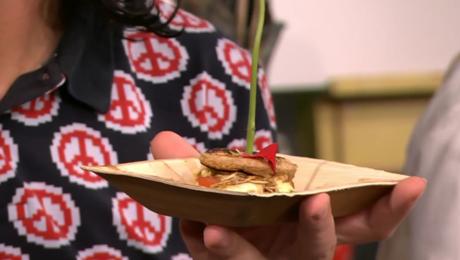 Insectensandwich