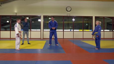Judo, Noël van 't End