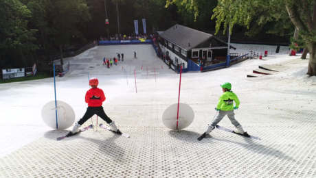 Battle skiën