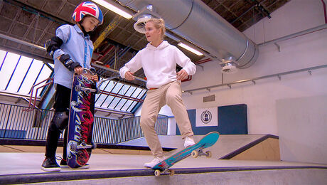 Skateboarden, Roos Zwetsloot