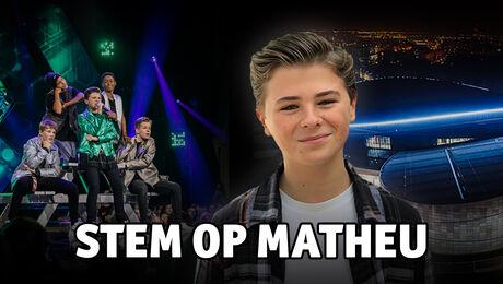 STEM OP NEDERLAND!