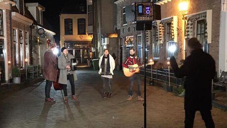 Band Trinity brengt kerstclip uit