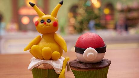 De game cupcake - Vrijdag 3 januari om 18:15 uur
