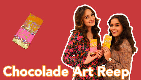 Chocolade Art Reep