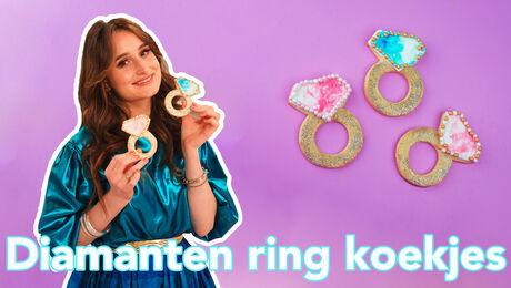 Diamanten Ringkoekjes
