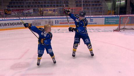 IJshockey, Almer de Boer en Jordy Verkiel
