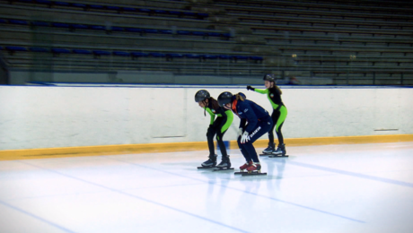 The battle shorttrack