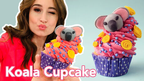 Koala Cupcakes voor Zapp Your Planet SOS Koala