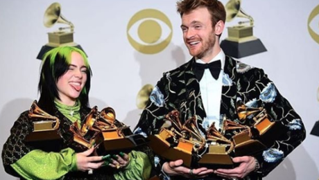VEEL GRAMMY AWARDS VOOR BILLIE EILISH!