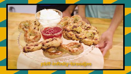 recept: pbff-infinity broodjes
