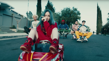 BESTE SINGLE VAN 2019: 'BAD GUY' VAN BILLIE EILISH