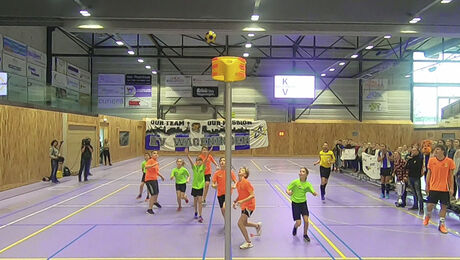 The battle korfbal