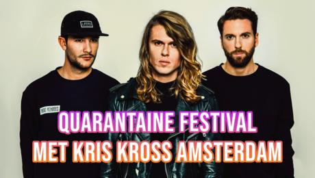 Een live set van Kris Kross Amsterdam!