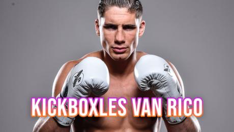 Kickboxles van Rico Verhoeven