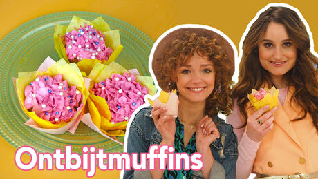 Gezondere Ontbijtmuffins