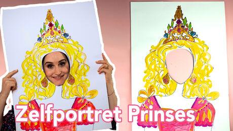 Prinsessen Zelfportret