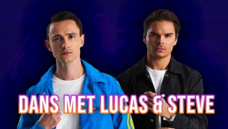 Doe mee met Lucas & Steve